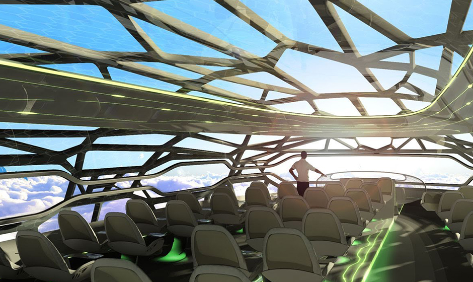 Airbus concept cabin resized